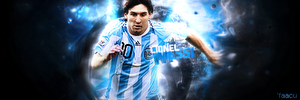 Lionel Messi - Argentina by faacu14