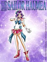 ArtTrade: Sailor Haumea by SailorDream