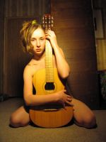stock - with guitar 5 by Lina-Tsu