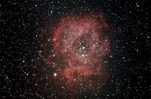 Rosette Nebula by quicksimon