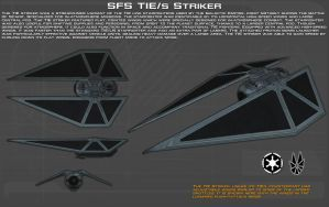 SFS TIE Striker ortho [2][New] by unusualsuspex