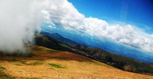 Up Pikes Peak by jenleighphotography