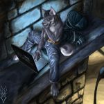 Werewolf. Today's time. by RagnareK
