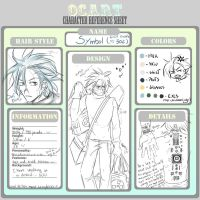 Symbol_Ocart Character MEME by chiili
