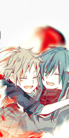 Kagerou Project - Kano x Kido Freebie by xClydSempai