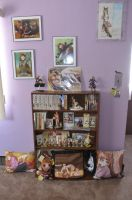 So much spice and wolf @_@ by CrazypersonA4