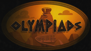 Oympiads - Title Card by AlexanderHenderson
