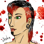 John by shot-mithos