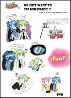 FOP: YAY A MINICOMIC XDDDD by Cirihtt