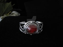 Fire Light - Witchblade Cuff by camias