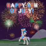 Happy 4th of July by Avastindy