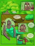 ToR Round 2 Pg.1 by darklightartist