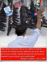 Obama's Security Force? by Elvis-Chupacabra