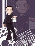 Dr. Who-Christopher Eccleston by Marker-Mistress