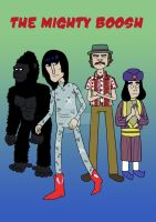 The Mighty Boosh by PotteringAbout