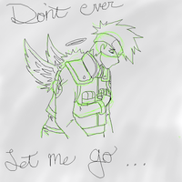 Don't ever let me go by Tobi4life