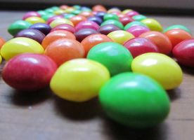 skittles crazy sours by MadameMimii