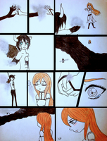 Ulquihime Comic: KH1 Style 02 by Girl-In-Disorder