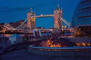 Tower Bridge London by hessbeck-fotografix