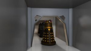 Planet of the Daleks - 4 by DarkravenProductions
