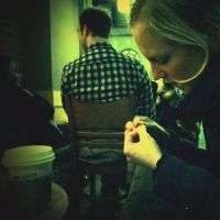 Stopped for Coffee :square: by ActiveSlacker