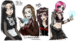 Repo: Genetic Opera Meme WIP by GlamourKat