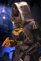 Tali'Zorah Vas Normandy by TaliBelle-Cosplay