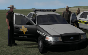 Texas DPS by TimB-MBM