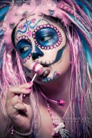Sugar Skull KAWAII by Tinebra