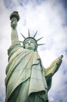 Statue of liberty by ShannonCPhotography