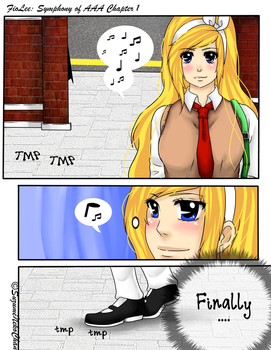 FioLee: Symphony of AAA ch.1 pg 1 by suzumecreates