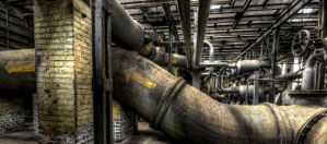 Gas Pipelines 2 by Kereboner