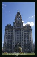 Liver Building by sandyprints