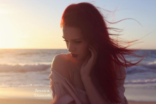 Wind and waves by fae-photography
