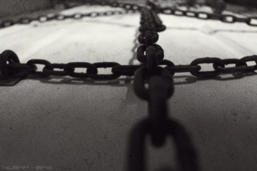 These Chains Upon My Door by silentnerd