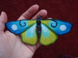 Christmas Butterfly by Vineris
