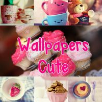 Wallpapers Cute by maarii03189