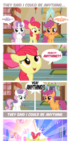 They said I could be anything... by InvictusNoctis