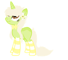 Key Lime Pie Pony Auction CLOSED by SquidPup