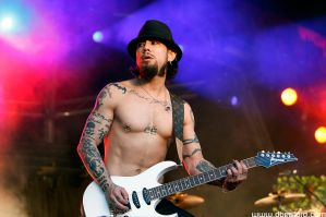 Janes Addiction - Soundwave2 by geeewocka