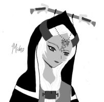 +SPOILER+ Midna by heather0689