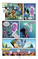 No Zone Archives Issue 1 pg32 by Chauvels