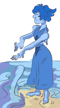 Lapis by demiurgicBloodsucker