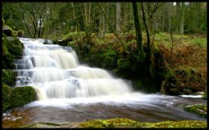 Blaen y Glyn Waterfalls V1.5 by l8