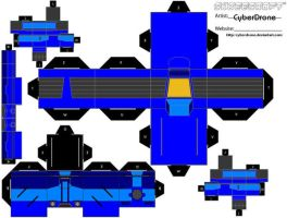 Cubee - Mobile Suit Leo 2 by CyberDrone