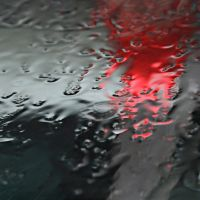 rainy red by m-lucia