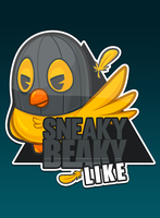Sneaky Beaky Like by zombie