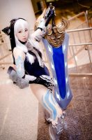 Chain Chronicle Cosplay by hachikocats