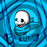 BlueBerry by BelloAnocheser