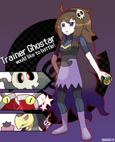 Trainer Ghostar by Dragonith